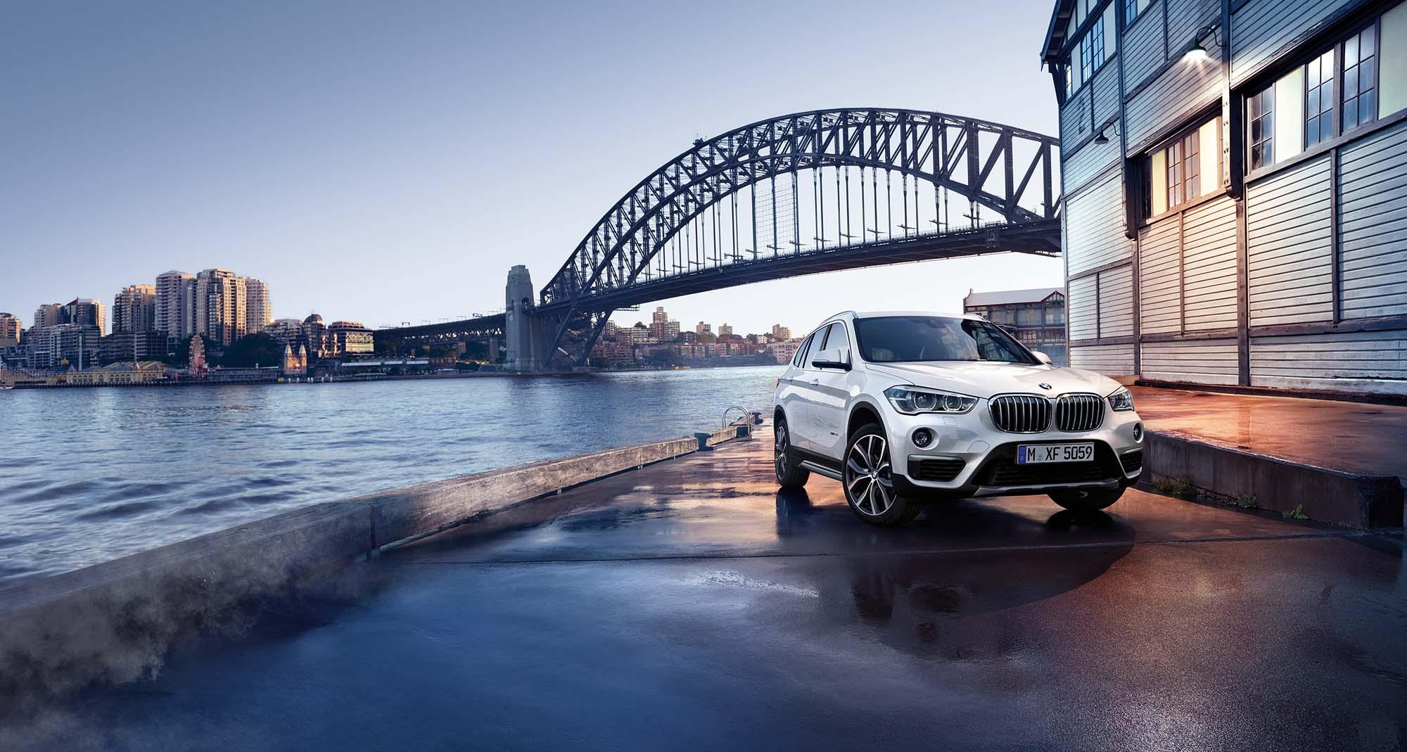 BMW X1 - 24 days