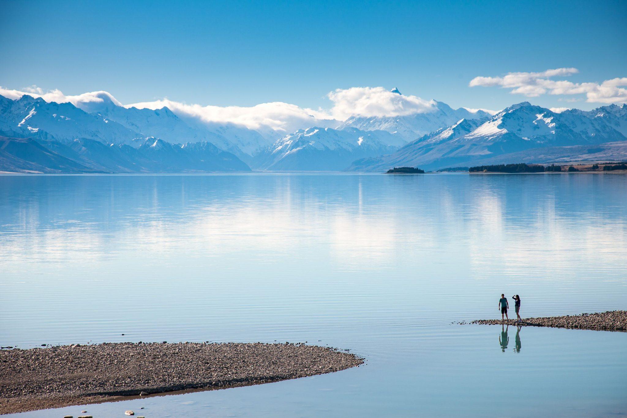 Mackenzie Lakes, Miles Holden