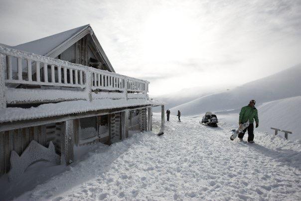 Canterbury Ski Field