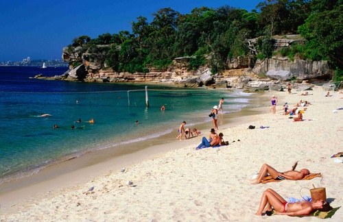 Wonderful Beach Sydney