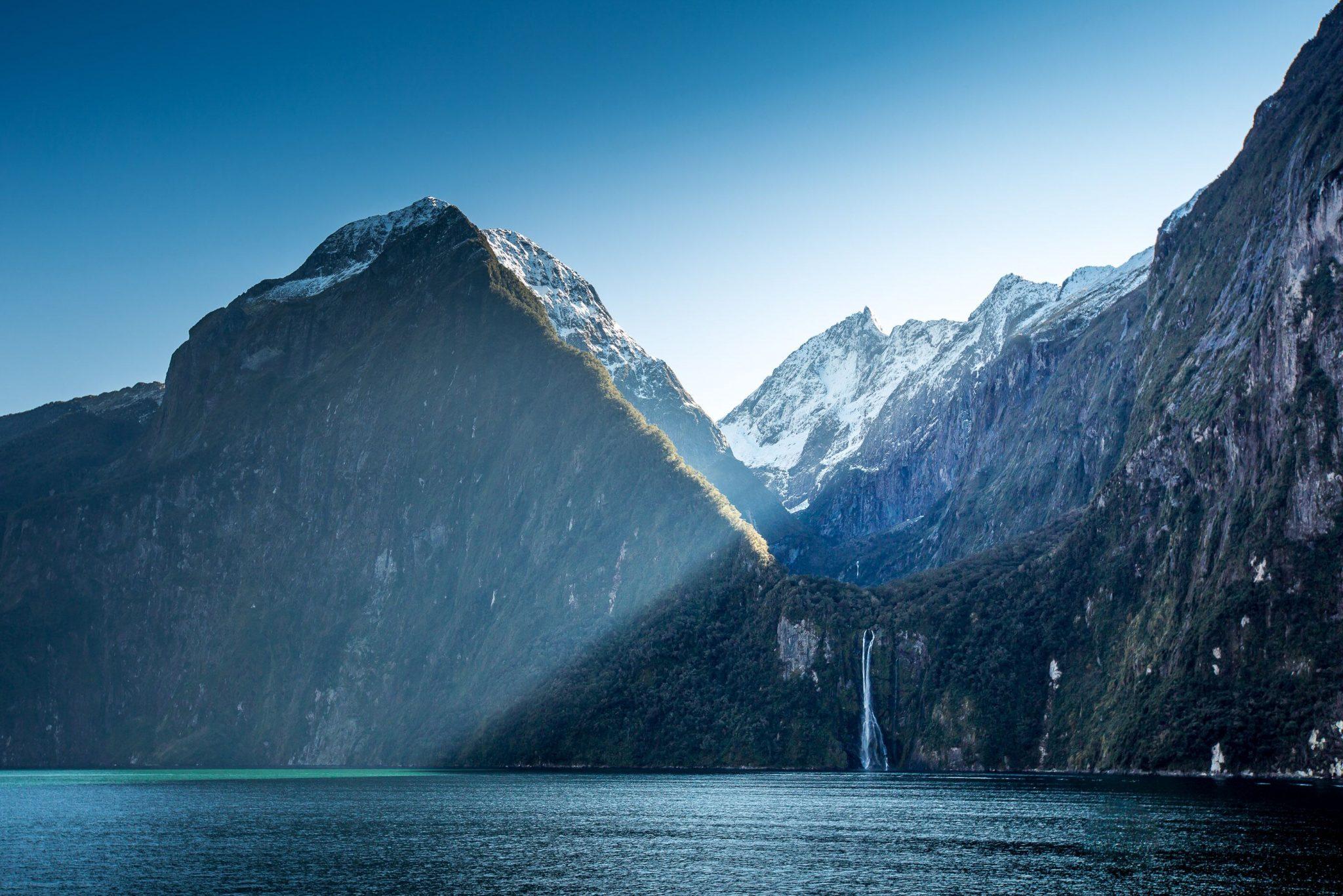 Fiordland, Miles Holden