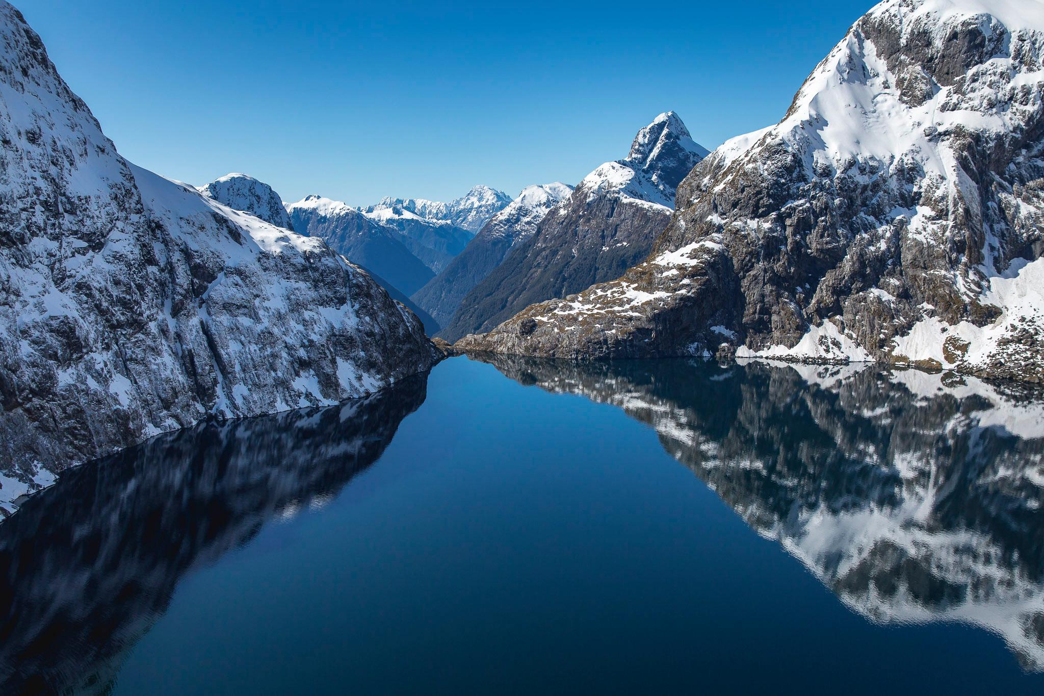 Heli Lakes