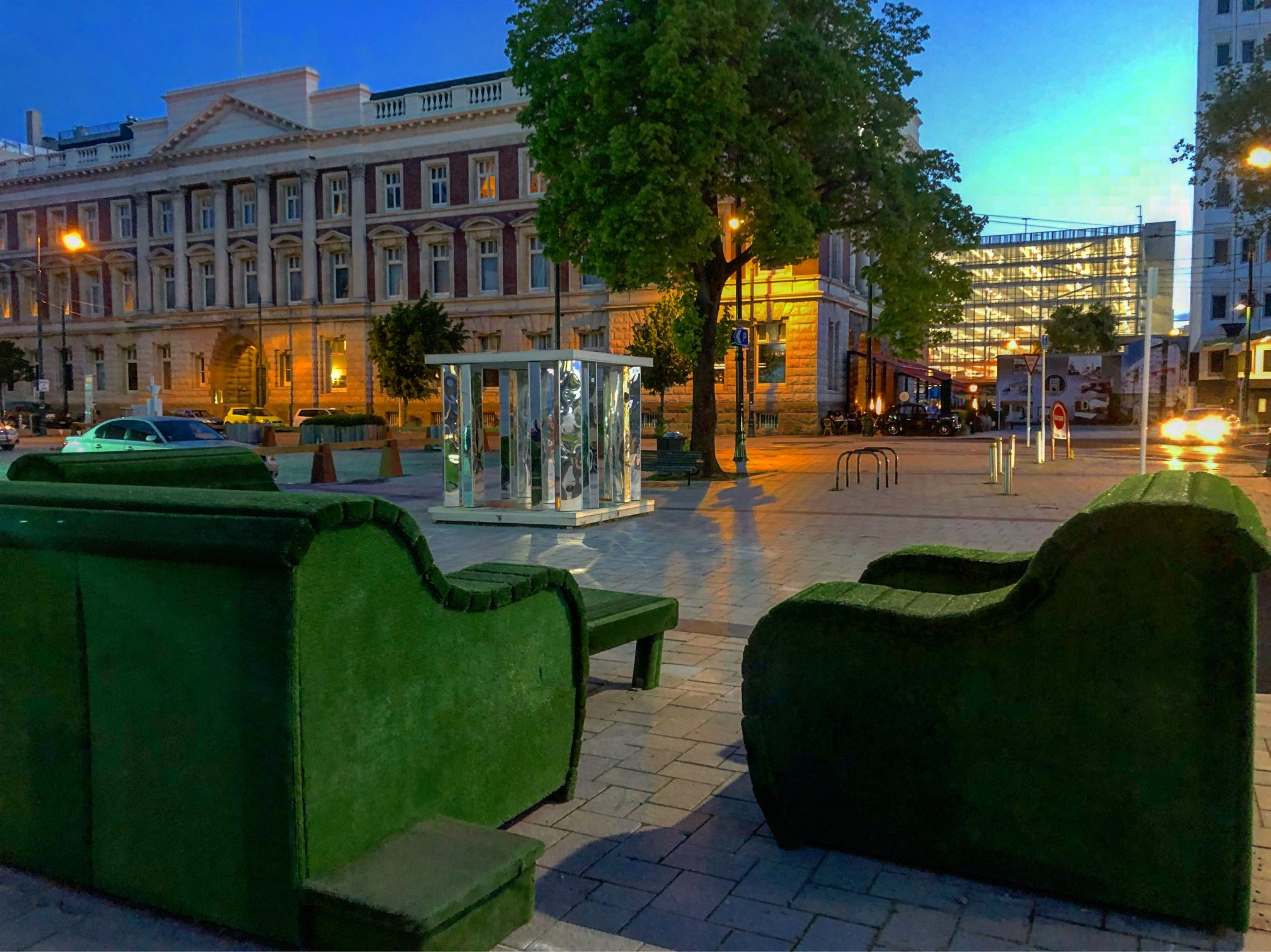 Christchurch Urban Square