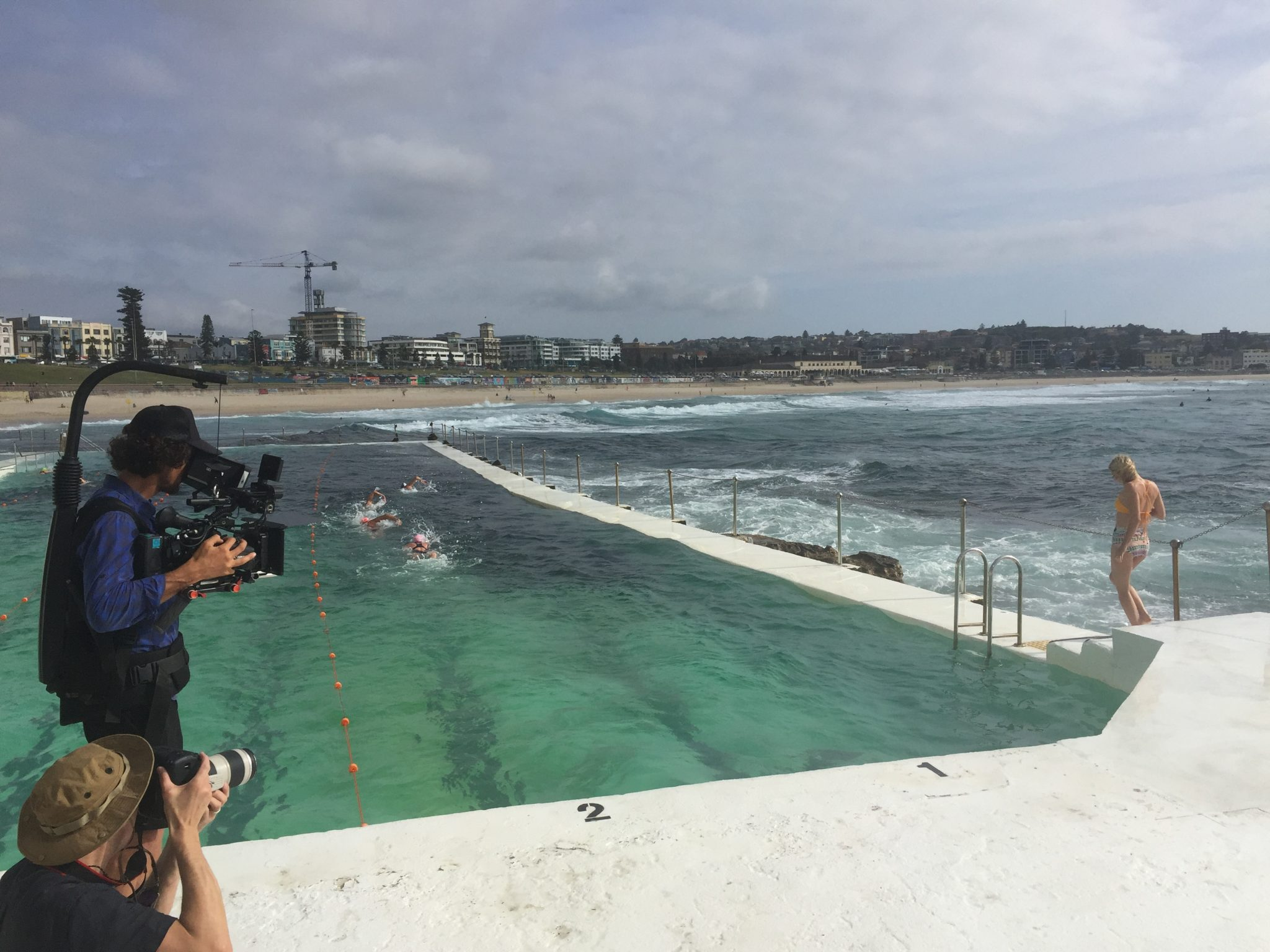 Bondi Salt Water Pools