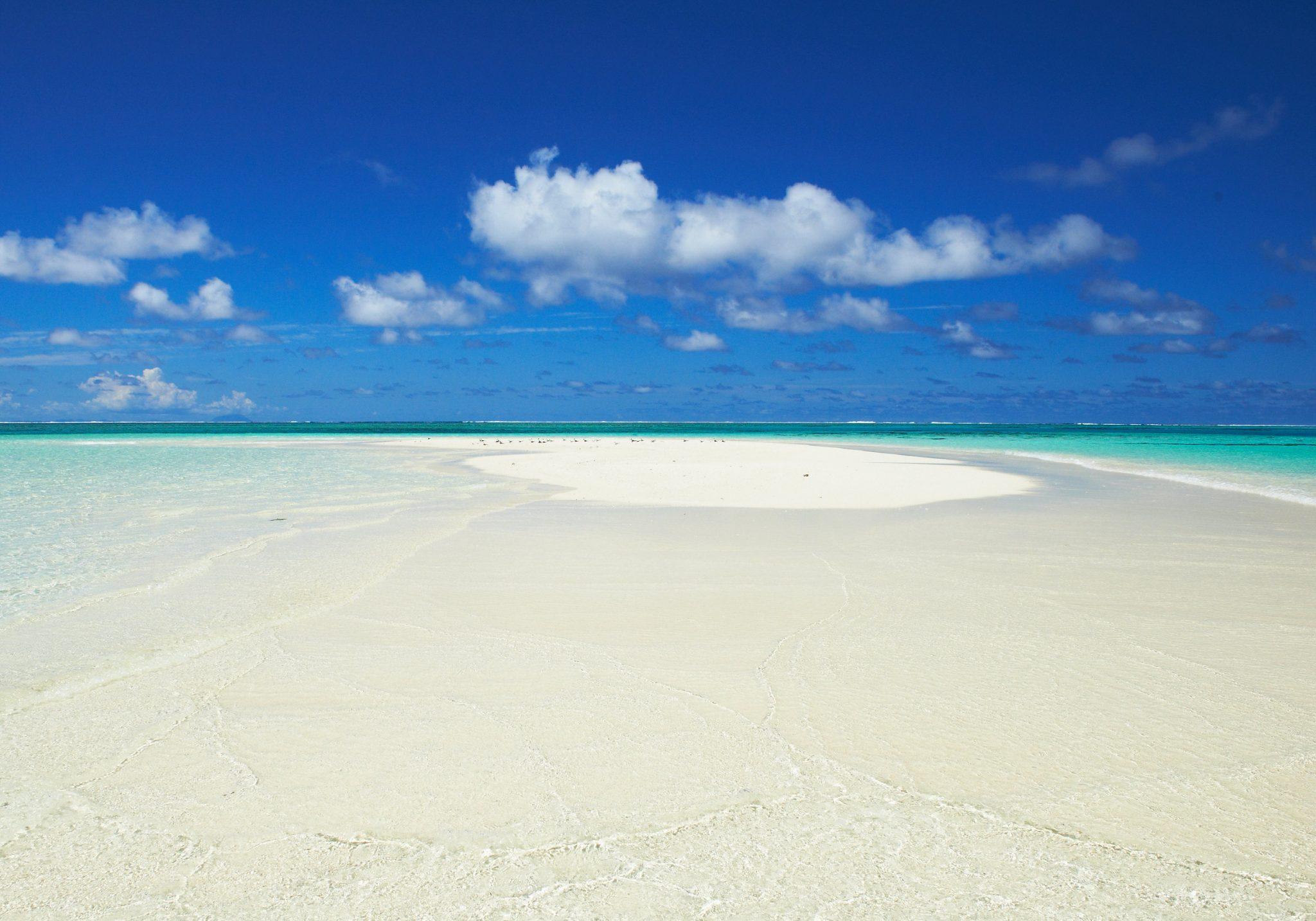 Sand Bank Fiji