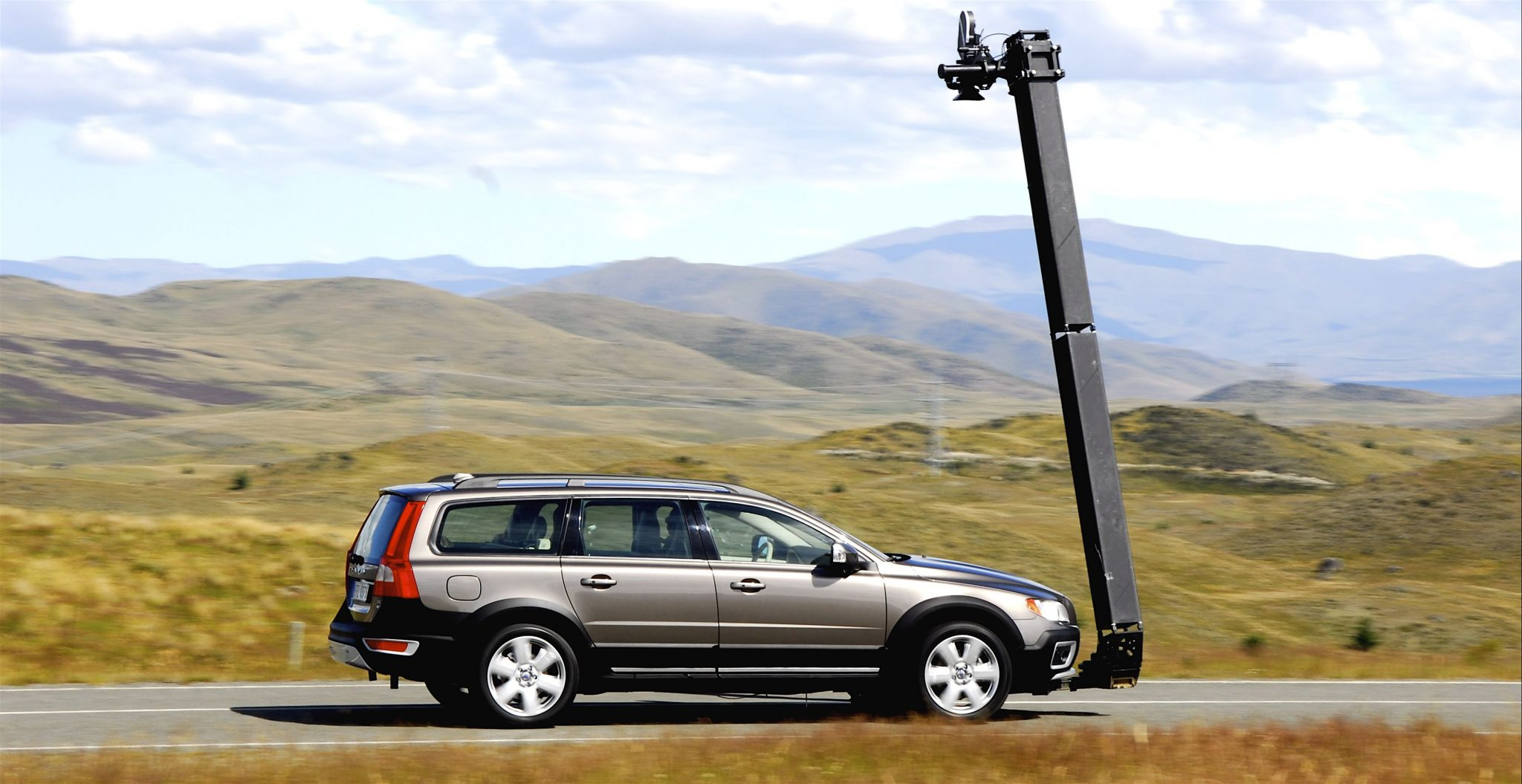 Volvo Move-n-shoot Rig