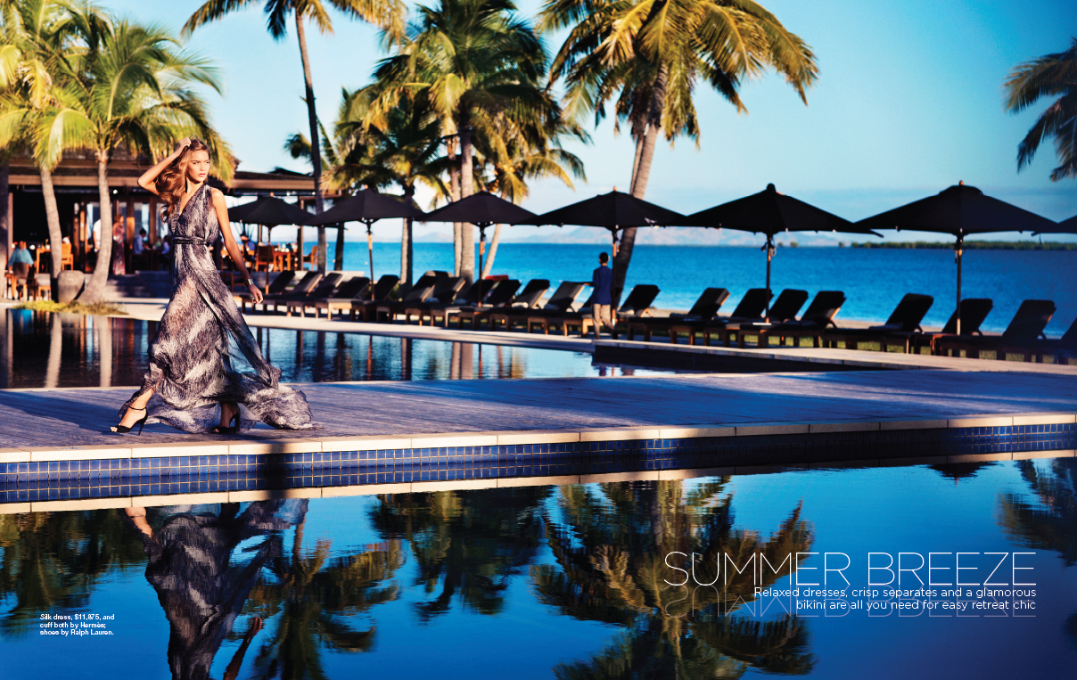 Marie Claire Fiji