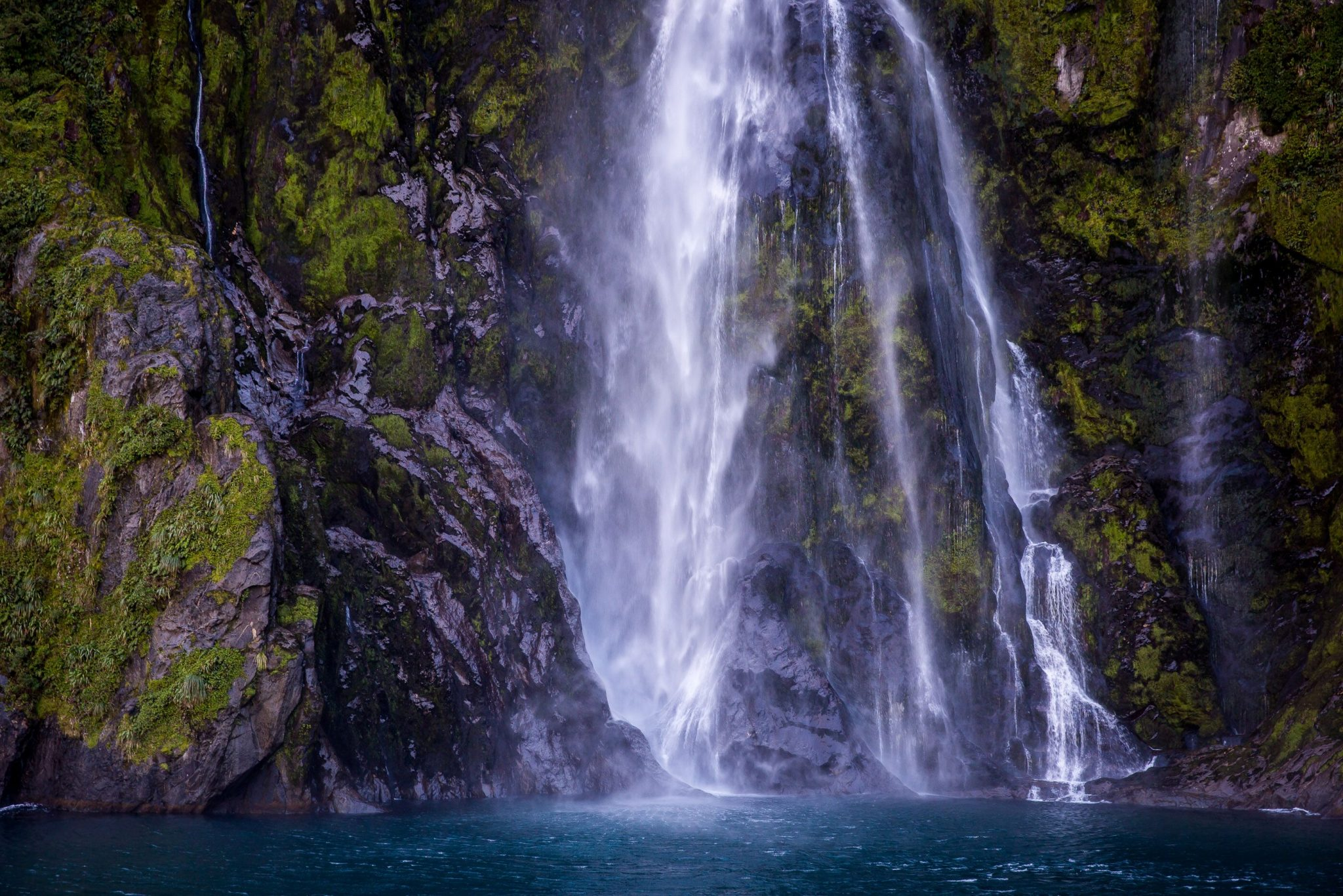 Waterfalls Fiordland