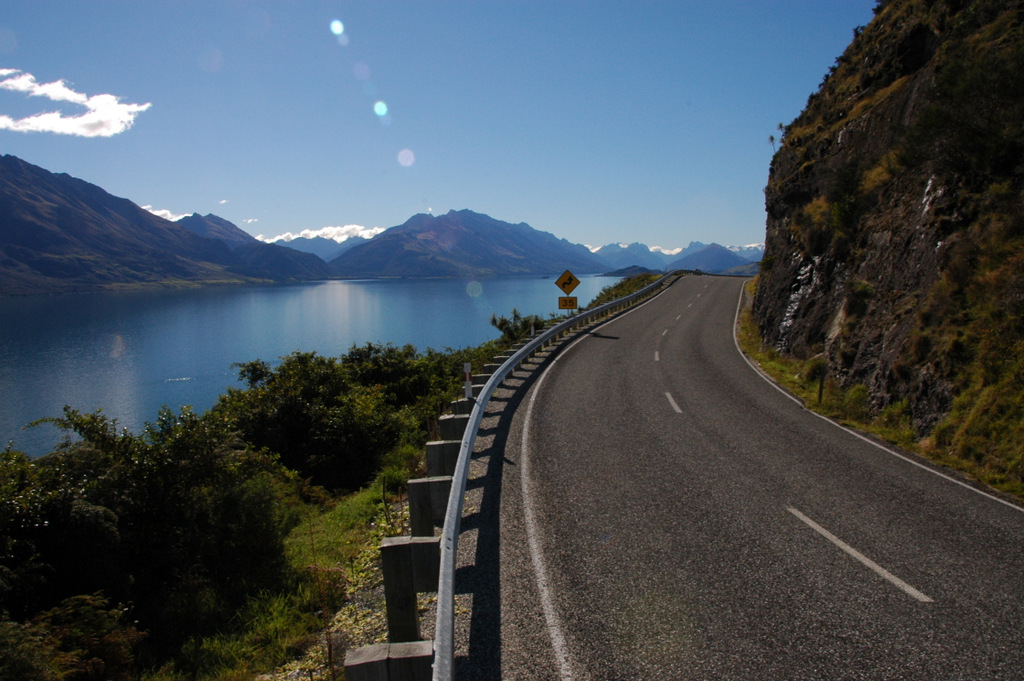 Otago Lake Roads