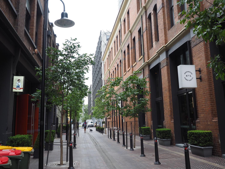 City Streets Sydney
