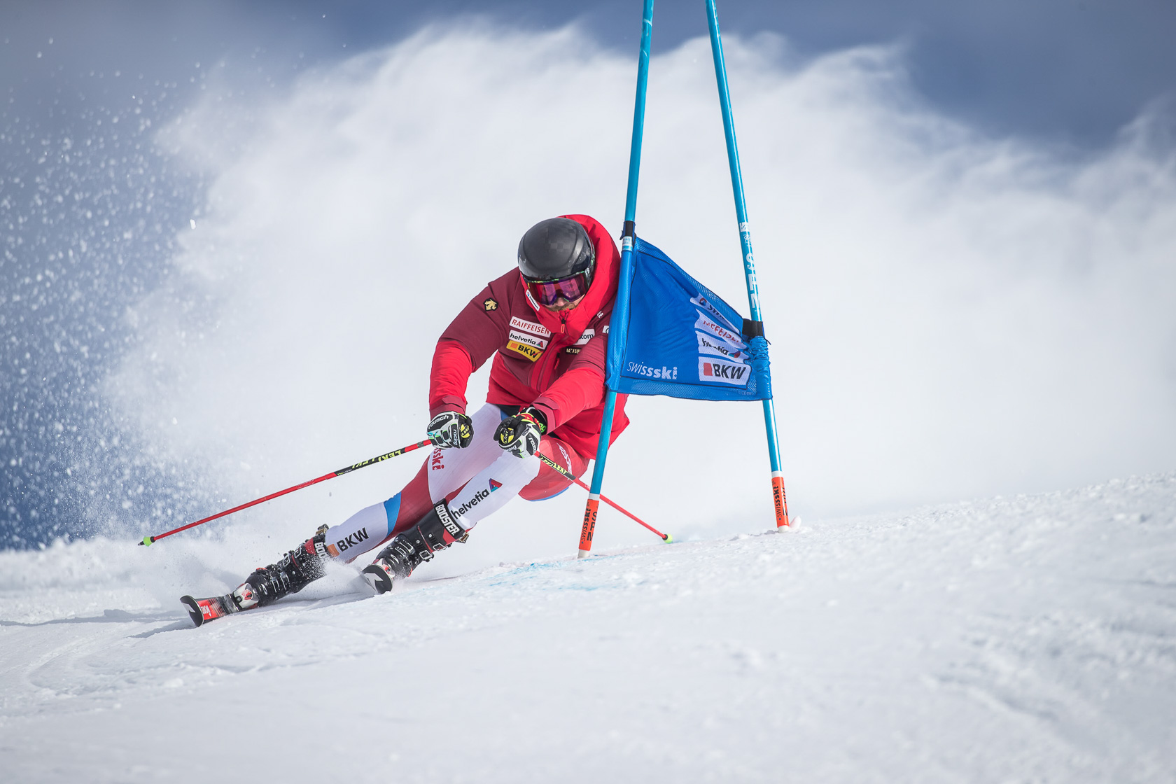 Descente Swiss Ski